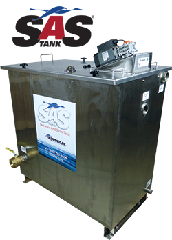 SAS Tank - Separate and Skim