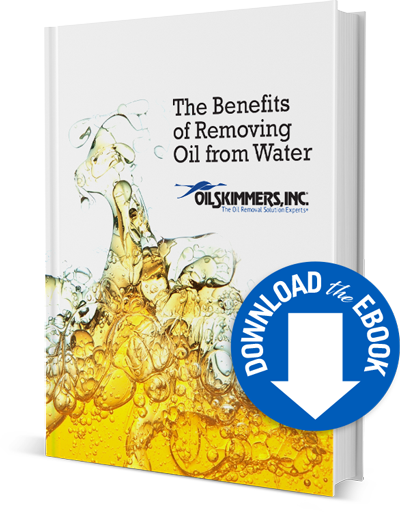Download the eBook - The Benefits of Removing Oil from Water