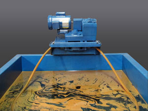Oil Skimmers Heavy Equipment