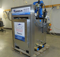 ORTS Midsize Reach Oil Skimming System