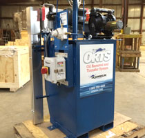 ORTS Compact Oil Skimming System