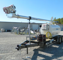 ORTS Mobile Skim Station Oil Skimming System