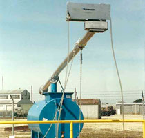 ORTS Skim Station Oil Skimming System