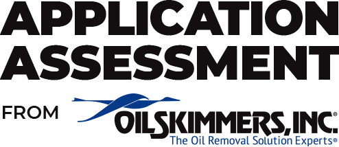 Expert assessement of your oily water application