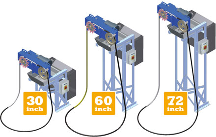 Frame Mounted Oil Removal Systems
