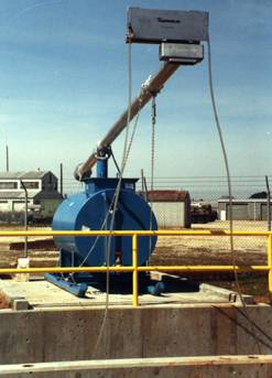 o	The Oil Skimming Station supplies larger collection containers to continually remove and store waste oil.
